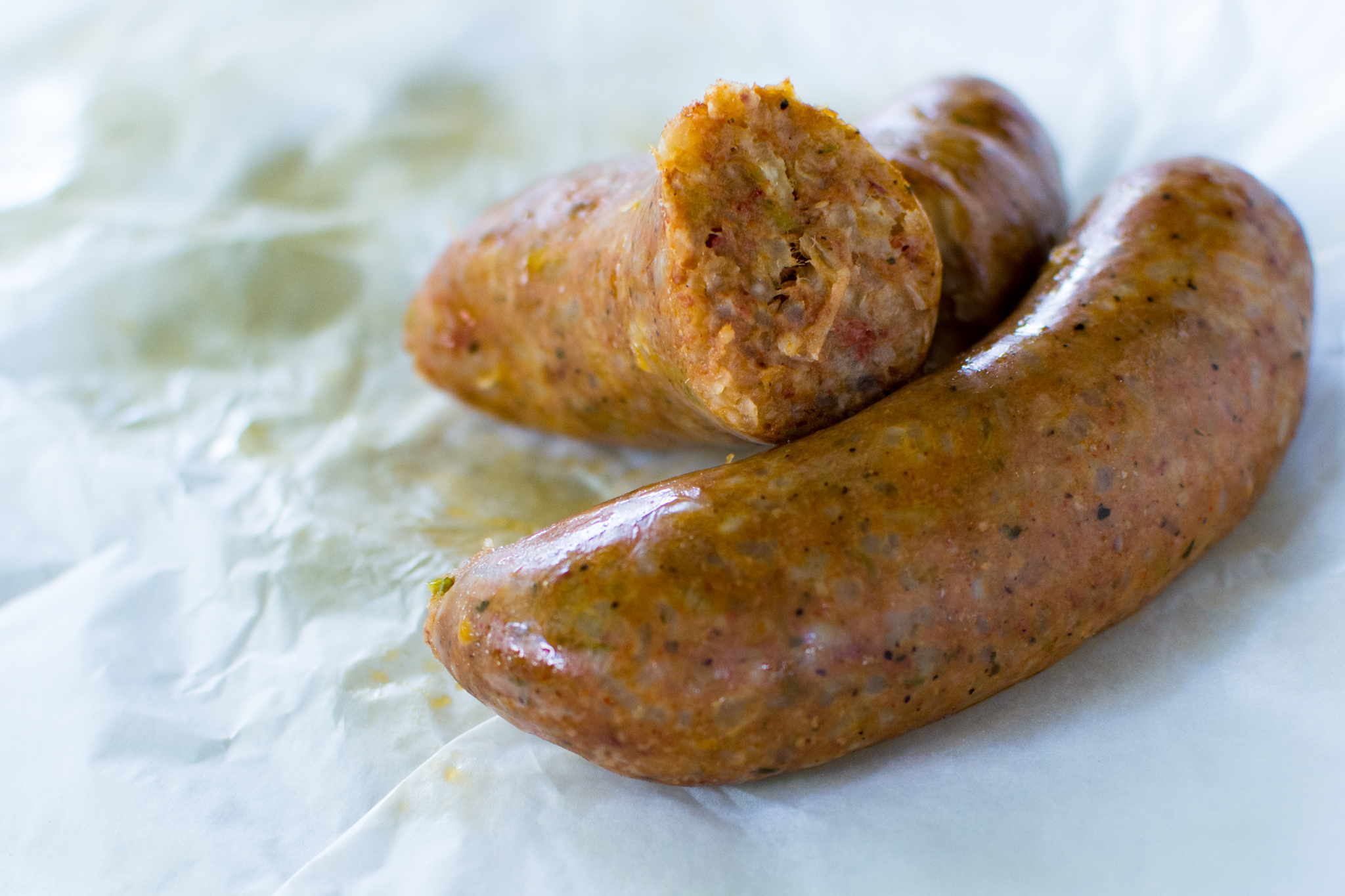 Johnson's Boucaniere Sausage