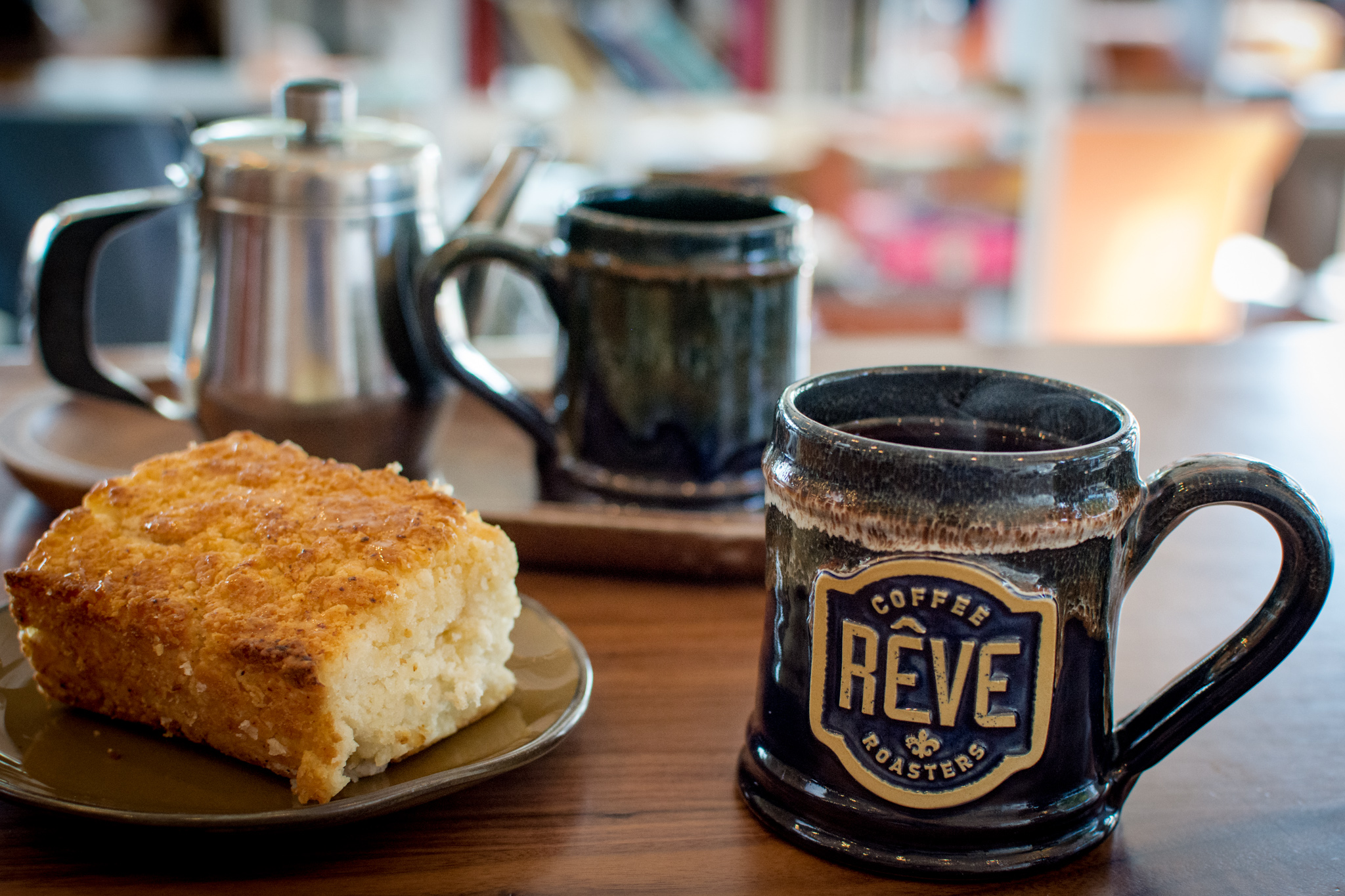 Reve Coffee and Food