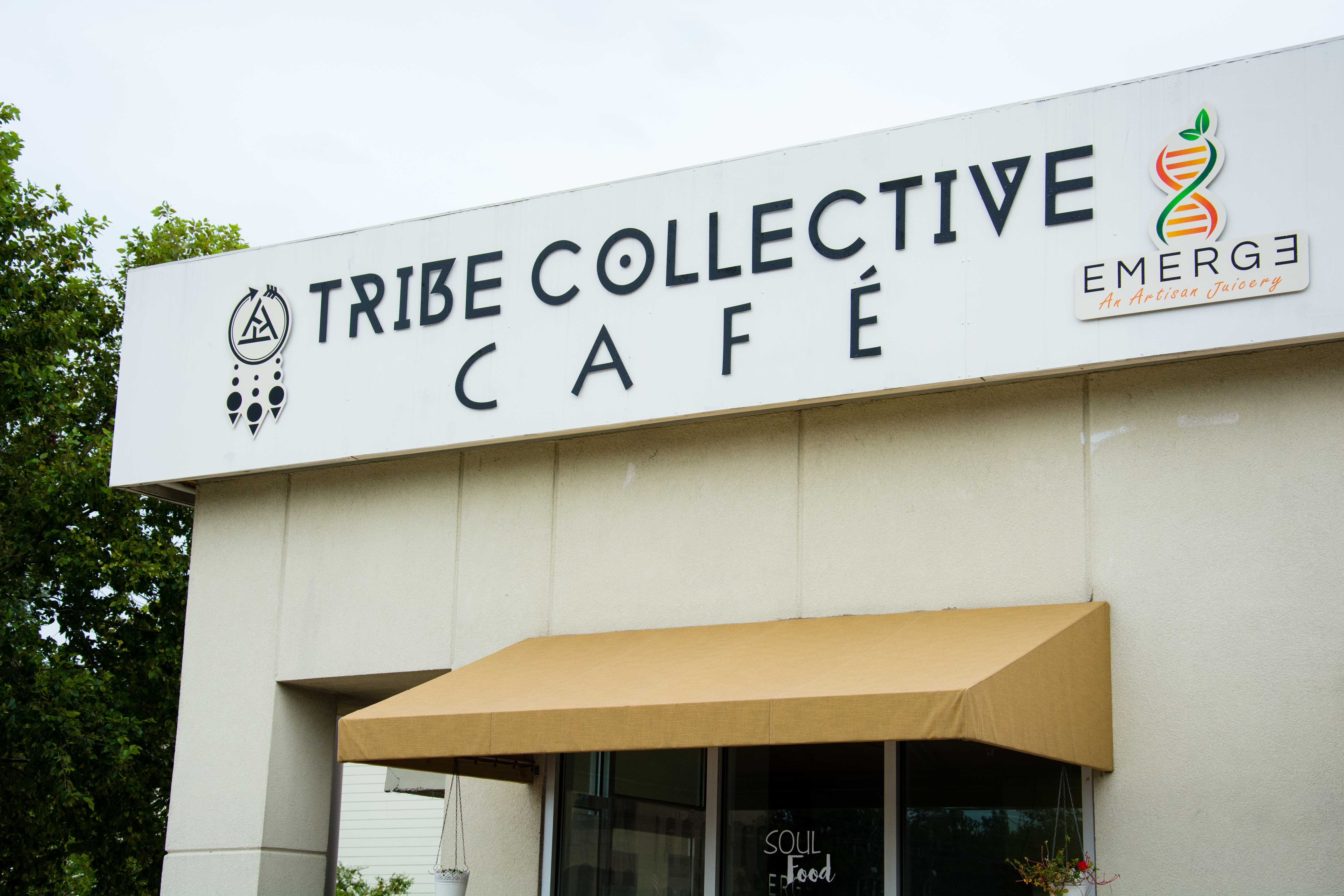 Tribe Collective Exterior