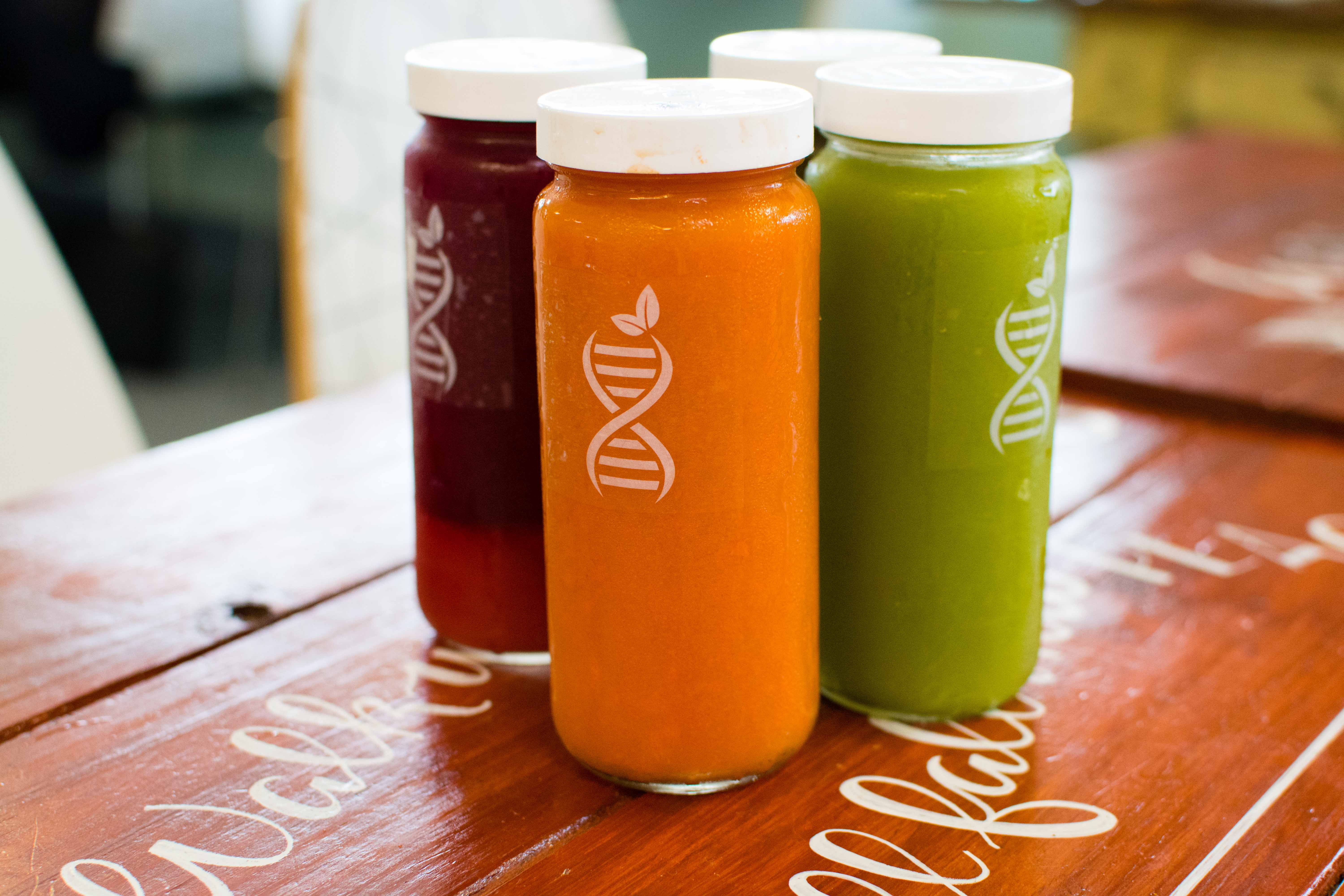 Tribe Collective Juices